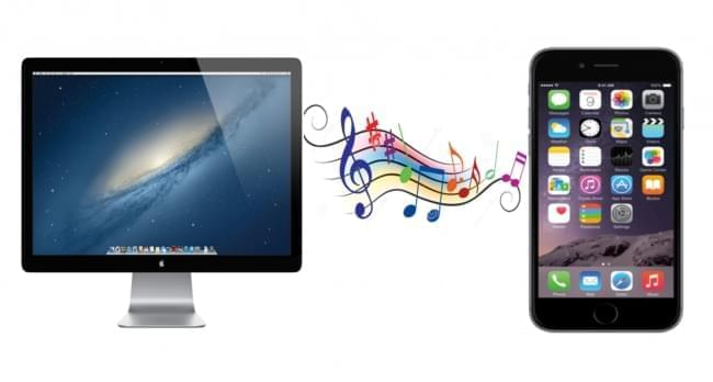 Transfer Music from PC to iPhone