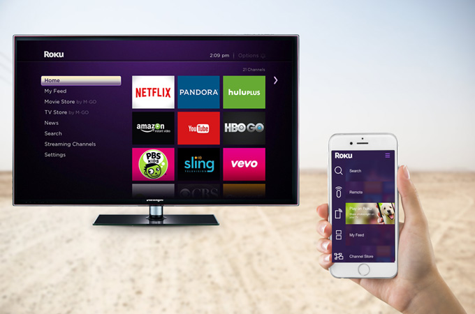 Image result for Roku with Your iPhone, iPad, Or Mac?